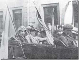 irish suffragettes